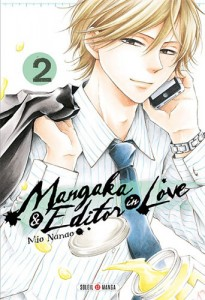 Mangaka & Editor in Love - Tome 02