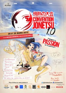 Convention Jonetsu 1.0
