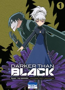 Darker than Black - Tome 01