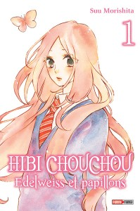 HIBI CHOUCHOU, EDELWEISS & PAPILLONS - TOME 01