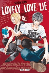 Lovely Love Lie - Tome 15
