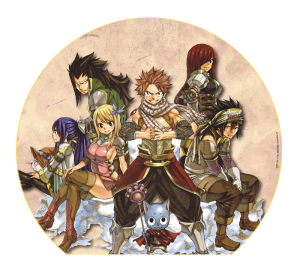 Eventail Fairy Tail