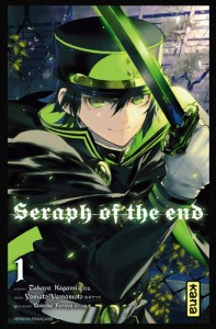 Seraph of the End - Tome 01