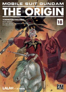 Mobile Suit Gundam : The Origin - Tome 18
