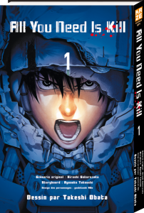 All You Need Is Kill - Tome 1	 All You Need Is Kill - Tome 1