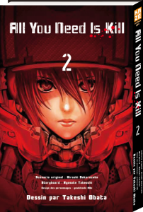 All You Need Is Kill - Tome 1	 All You Need Is Kill - Tome 2