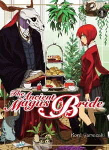 The Ancient Magus Bride - Tome 01Pika Edition