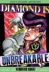Diamond is Unbreakable - Tome 01