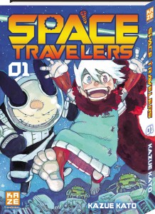Space Travelers - Tome 01
