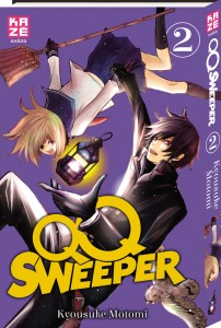 QQ Sweeper - Tome 02