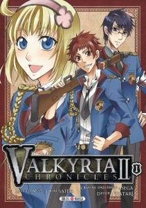 Valkyria Chronicles II - Tome 01