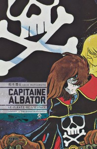 Integrale Capitaine Albator le pirate de l'espace