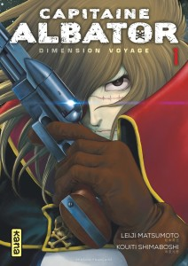 Capitaine Albator - Dimension Voyage - Tome 1