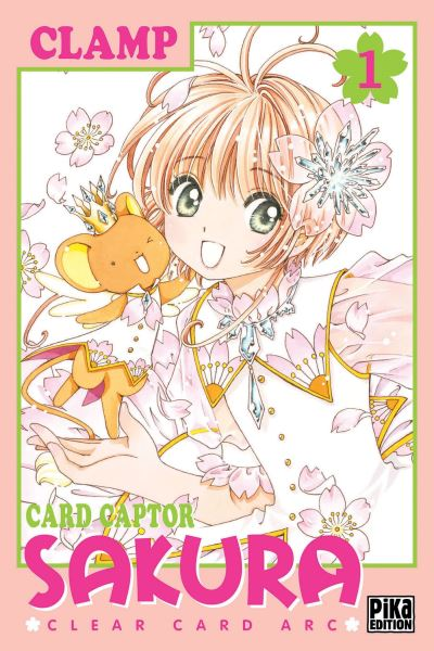 Sakura Clear Card