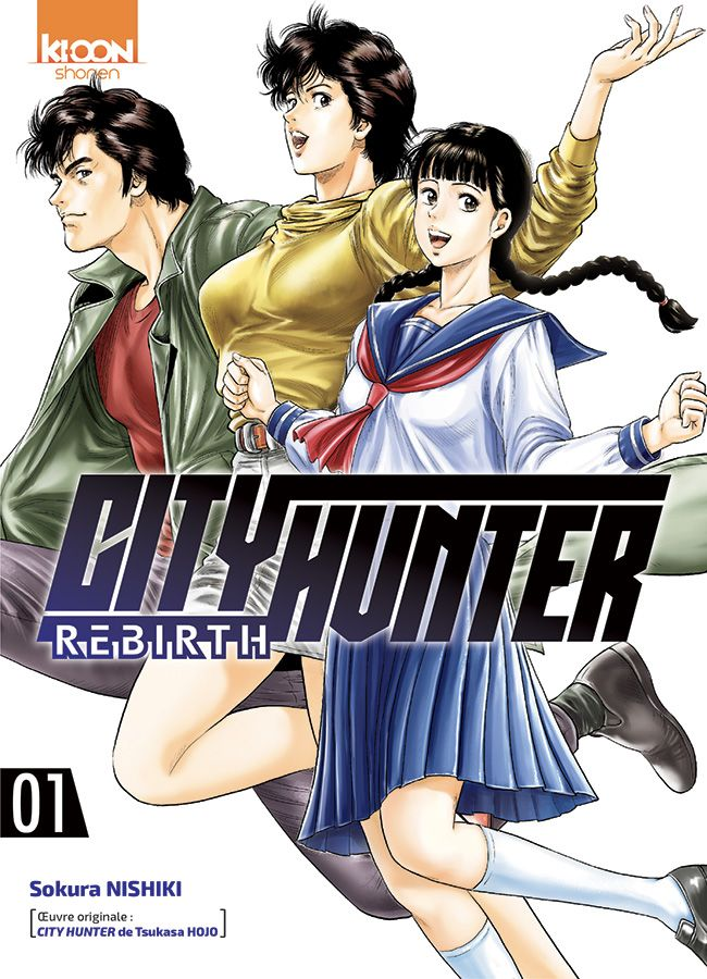 City Hunter - Rebirth