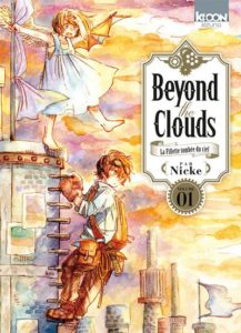 Tome 1 de Beyond the clouds chez Ki-oon