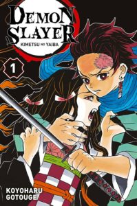 Nouvelle couverture de Demon's Slayer