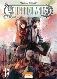 Tome 1 de Green Mechanic chez Ki-oon