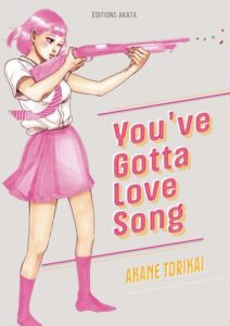Couverture de You've gotta love song chez Akata