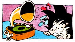Son Goku écoute Mangacast !