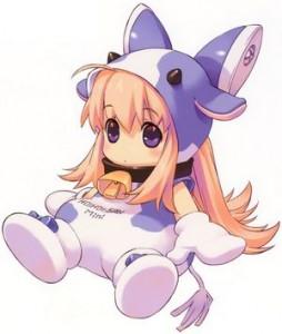 Hoihoi-san cow suit