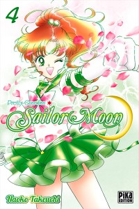 Pretty Guardian Sailor Moon T.4