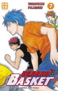 KUROKO'S BASKET - TOME 07