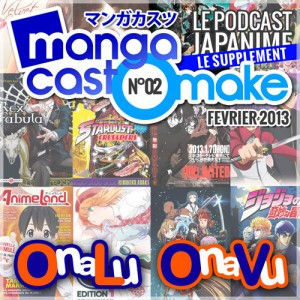 Mangacast Omake N°02