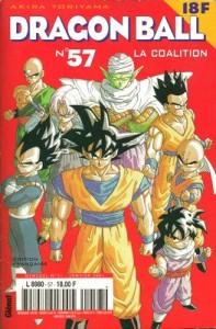 Dragon Ball - 2ème édition kiosque