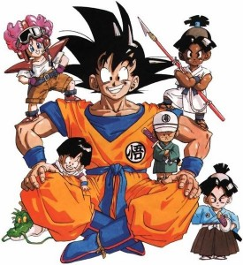 Son Goku & co.