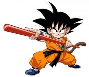 Son Goku enfant