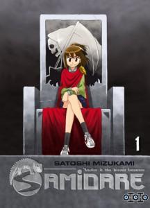 Samidare Tome 01 (nouvelle couverture)