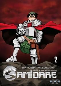 Samidare Tome 02 (nouvelle couverture)