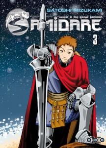 Samidare Tome 03 (nouvelle couverture)