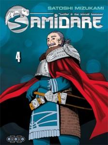 Samidare Tome 04 (nouvelle couverture)