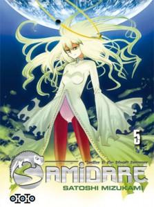 Samidare Tome 05 (nouvelle couverture)