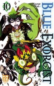 Blue Exorcist Tome 10 - Kazé Manga