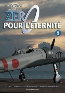 Zero pour l'Eternité T.02 - Delcourt Manga
