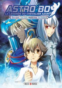 Astro Boy - La Légende du Chevalier Azur - Soleil Manga