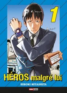 Héros Malgré Lui T.01 - Panini Manga