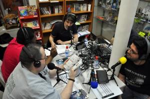 L'équipe du podcast : Kobito, Blackjack, Kubo et Athras