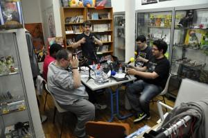 Mangacast Omake 05 : Kobito, Blackjack, Kubo, Baptiste et Athras
