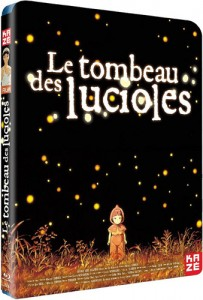 Le Tombeau Des Lucioles - Edition Blu-Ray - Kazé