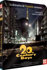 Blu-ray de 20th Century Boys partie 1 chez Kazé