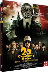 Blu-ray de 20th Century Boys partie 3 chez Kazé