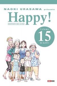 Happy! Deluxe 15 chez Panini Manga