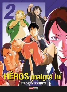 Héros Malgré Lui - Tome 02