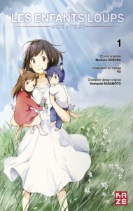 Les Enfants Loups - Ame & Yuki T.01