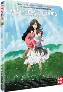 Les Enfants Loups, Ame & Yuki - Blu-ray