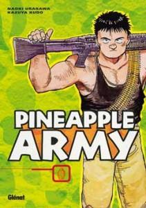 Pineapple Army 01 chez Glénat